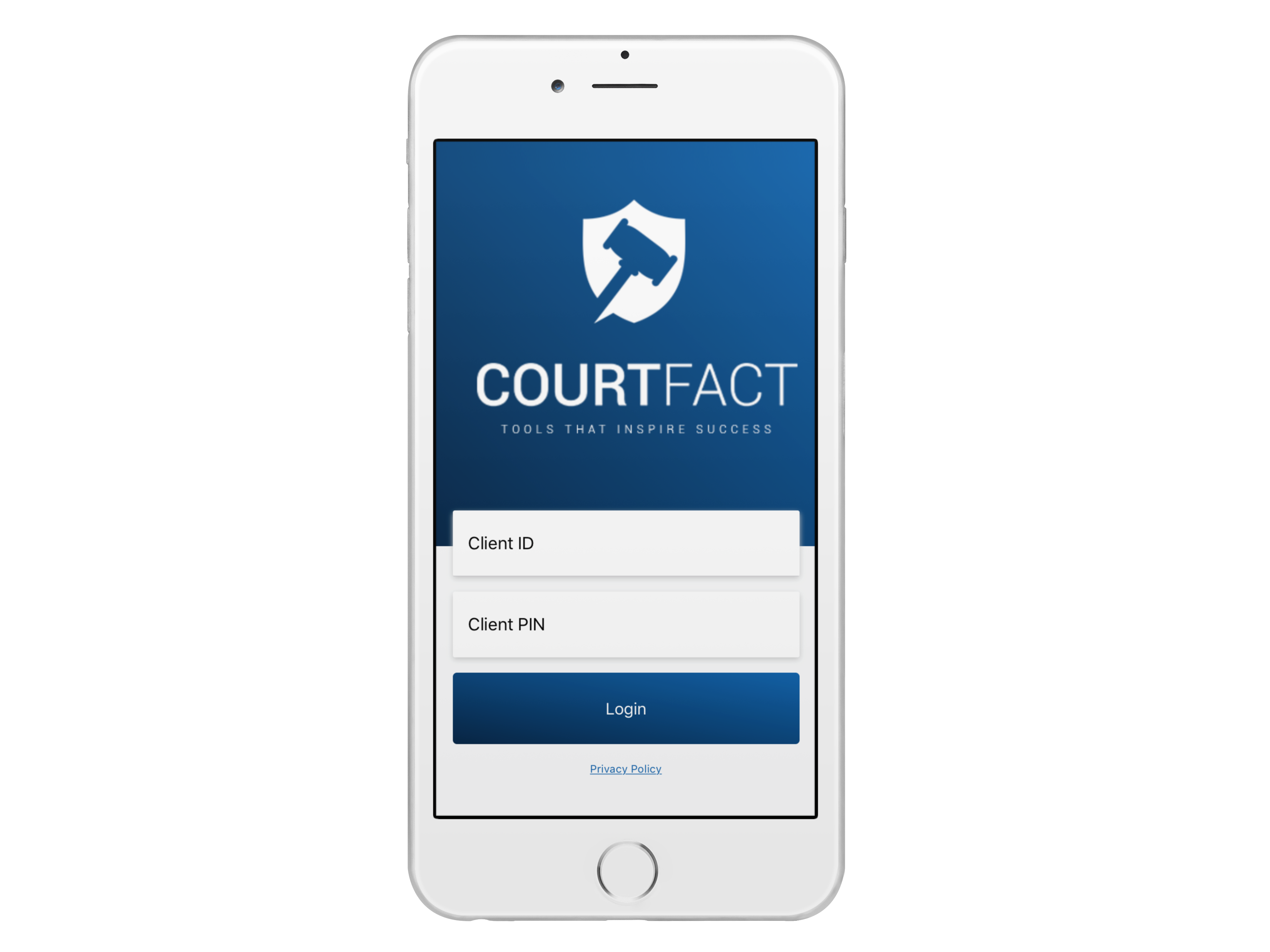 CourtFact Remote Client Management